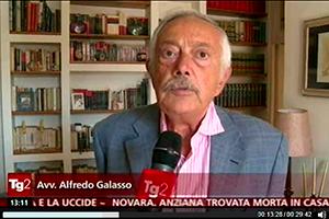 Il Prof. Alfredo Galasso parla della sentenza per il caso di Marianna Manduca. Servizio n. 8 dal minuto12.54