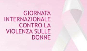 25 novembre 2018 Giornata Internazionale contro la violenza sulle donne