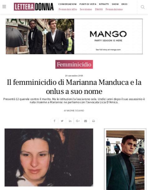 Letteradonna online