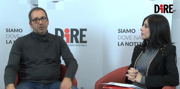 Marianna Manduca - Carmelo Cali intervistato da Dire
