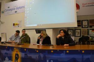 5° Incontro con i ragazzi dell'Istituto Tecnico Corinaldesi per il concorso DAI TU UN NOME ALLA VIOLENZA-8