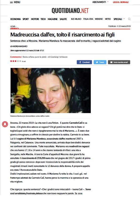 Articolo di Quotidiano.net