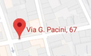 Sede di Palermo Associazione Insieme a Marianna - Via Giovanni Pacini 67