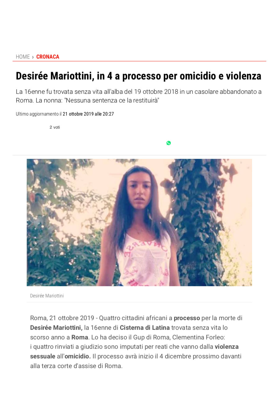 Articolo Quotidiano.net