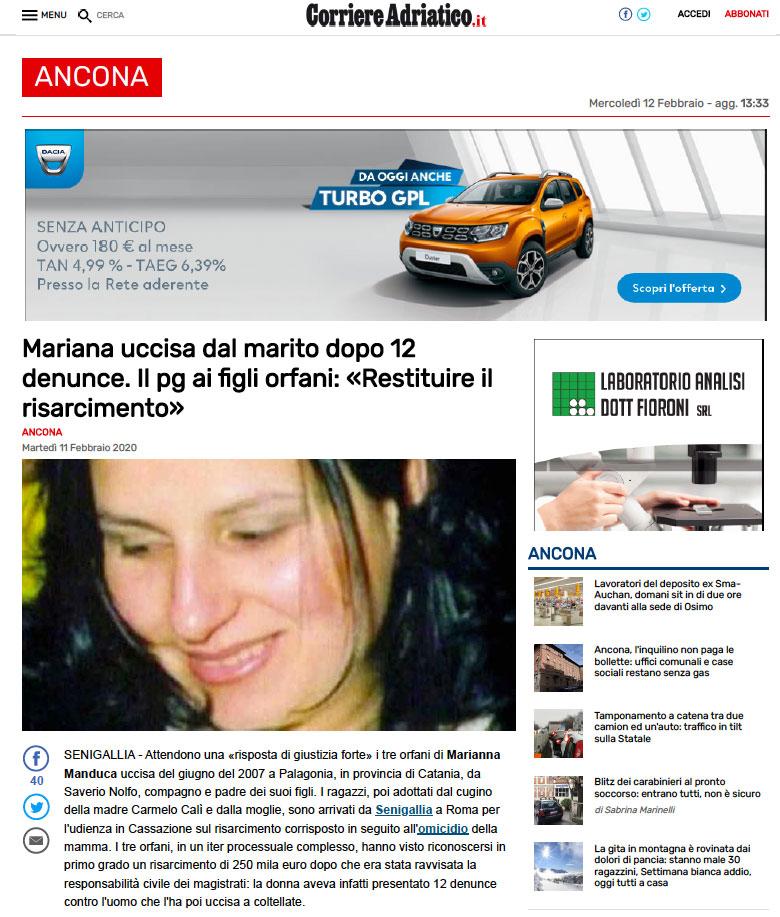 Marianna-Manduca-articolo-Corriere-Adriatico