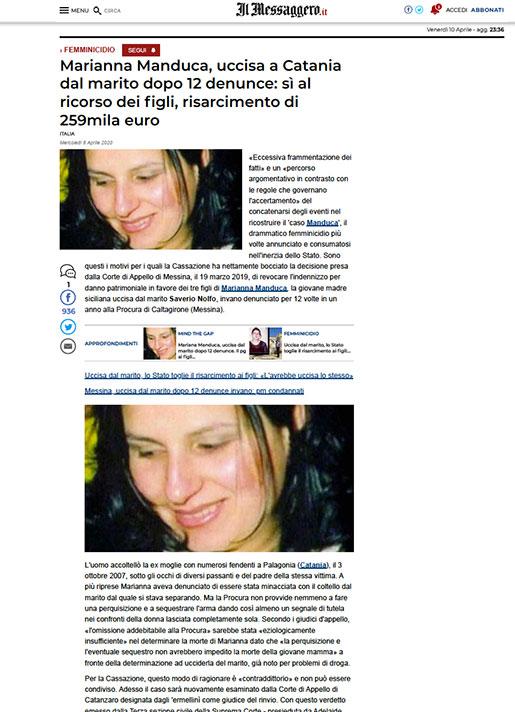 Articolo-Messaggero