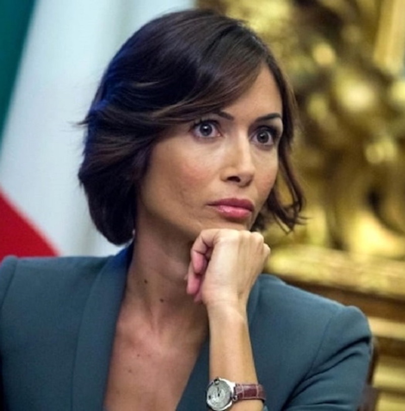 Insieme a Marianna per Maria Antonietta Rositani- Mara Carfagna
