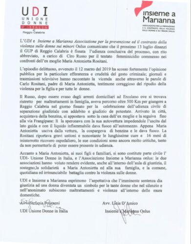 UDI-e-Insieme-a-Marianna-per-maria-Antonietta-Rositani