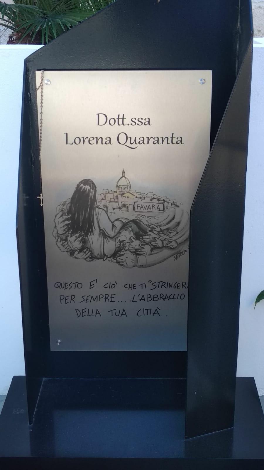 dott.ssa lorena quaranta
