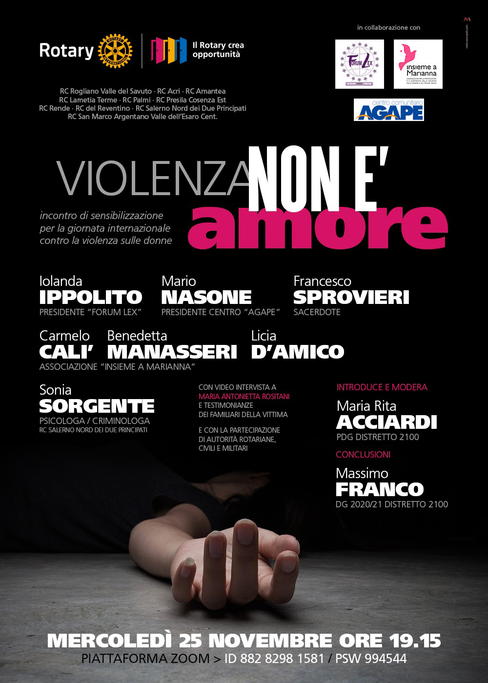 incontro-la-violenza-non-e-amore